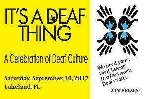 It's a Deaf Thing